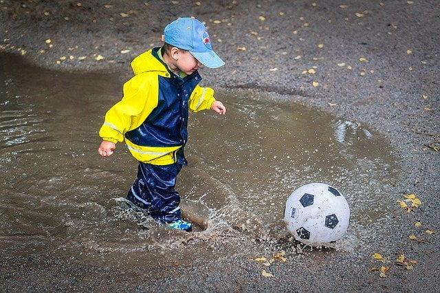 Football Skills at home