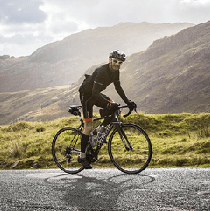 Fundraising for Carer Support South Lakes idea - Fred Whitton