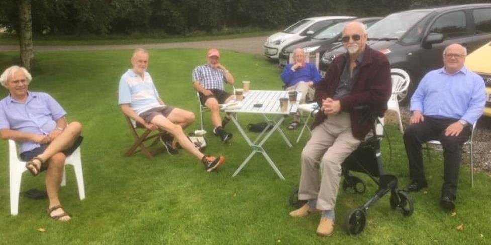 Male Carers Keswick to Kendal (K2K)
