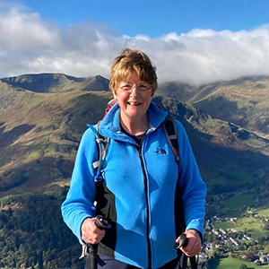 Fundraising for Carer Support South Lakes idea - sponsored hike in the fells